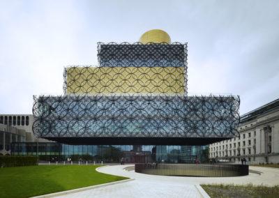 Library of Birmingham – UK
