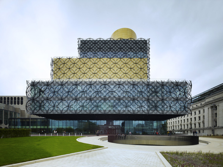 Library of Birmingham – UK