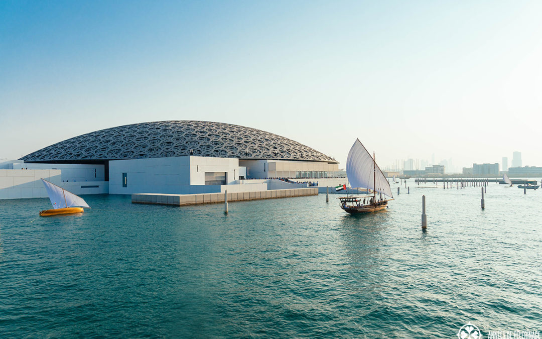 The Louvre Abu Dhabi – UAE