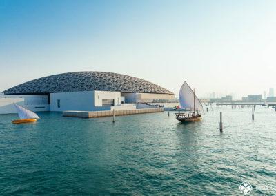 The Louvre Abu Dhabi – UAE